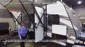 dutchmen coleman lantern lt conventional east 17fq youtube