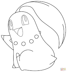 pokemon coloring pages eson me