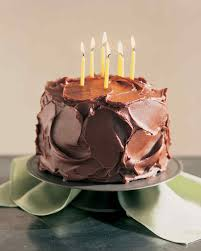 How To Decorate Chocolate Cake At Home Birthday Cakes Martha Stewart