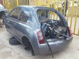 nissan micra spare parts richies motor spares used u0026 smashed vehicles u0026 spares