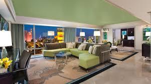 Vdara Panoramic Suite Floor Plan Two Bedroom Tower Suite The Mirage