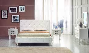 Modern Leather Bedroom Furniture Buy Platform Beds Or Modern Beds In Modern Miami