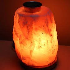 Himalayan Salt Light by Himalayan Salt Lamp Essential Oil Diffuser U2013 Earth U0027s Emporia