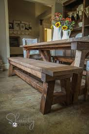 Wood Bench Plans Indoor by Best 25 Bench Plans Ideas On Pinterest Diy Bench Diy Wood
