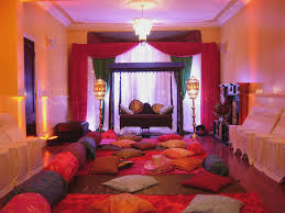 moroccan style bedroom house living room design