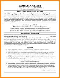 Apple Retail Resume Manager Retail Resume