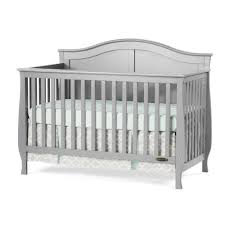 Nadia 3 In 1 Convertible Crib by White Convertible Baby Cribs