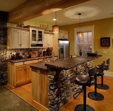 Kitchen Design Rustic by Rustic Style Kitchen Designs Artofdomaining Com