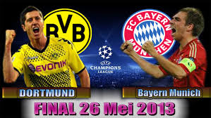 final Liga Champions 2013