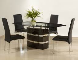 Modern Table And Chairs Dining Room Modern Dining Table And - Kitchen table sets canada