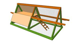 simple chicken coop plans for free with large chicken coop and run