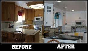 Replacing Kitchen Cabinets Doors Replacing Kitchen Cabinet Doors Before And After 76 With Replacing