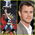 Chris Hemsworth, a virtual unknown to American audiences, had just been ... - chris-hemsworth-thor-300