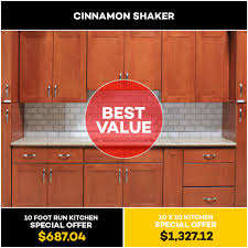 cinnamon shaker kitchen cabinet kitchen cabinets south el monte