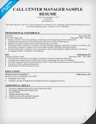 Sample Of Warehouse Worker Resume by Download Call Center Supervisor Resume Haadyaooverbayresort Com