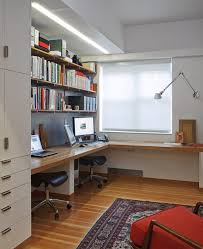 toronto built in desk home office traditional with wood molding