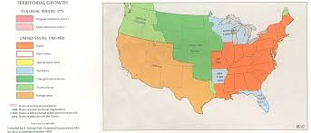 Us Map Michigan by Territorial Growth Of The United States 1830 Maps