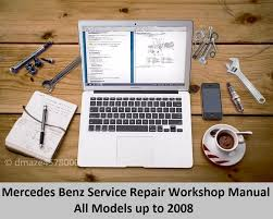 mercedes benz digital software repair service manual workshop asra