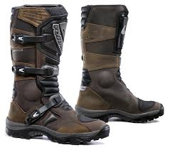 motocross half boots amazon com forma adventure off road motorcycle boots brown size