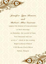 English Invitation Card Best Designing Marriage Invitation Card Matter In English Format