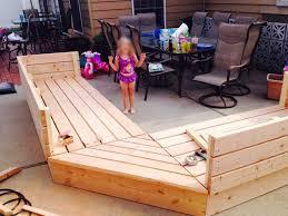 Best Wood Patio Furniture - simple wood pallet patio furniture luxury home design best to wood