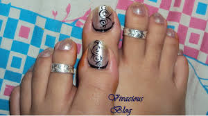 toe nail designs simple image collections nail art designs