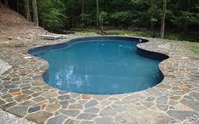 swimming pool fabulous backyard landscaping decoration using