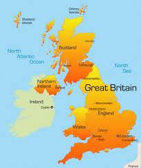 Map Of Ireland And England England Vs Scotland Competing Reform Visions The