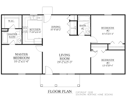 1 Bedroom Log Cabin Floor Plans by House Plans For 1200 Sq Ft Modern 2 1200 Square Feet 2 Bedrooms