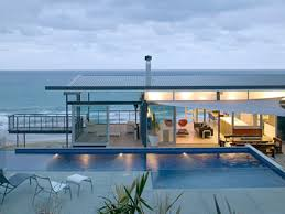 modern oceanfront house plans house and home design