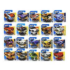 wheels twenty random cars models amazon uk toys