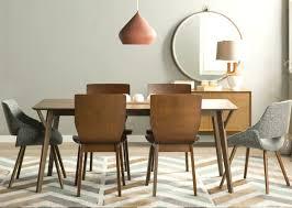 Mid Century Modern Dining Room Tables Mid Century Modern Dining Room Table Home Design Ideas