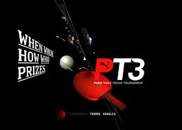 Table Tennis Tournament by Pt3 Staple Design
