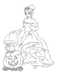 print minnie cute witches disney halloween coloring pages archives