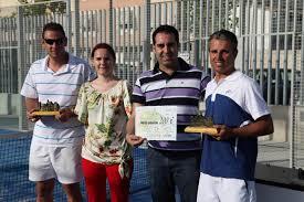 Rafael Piqueras y Gonzalo Lastra ganan el Torneo de Pádel ... - articulos-129142