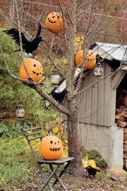 exquisite outdoor halloween decoration ideas festival around the