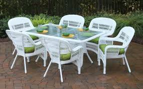 How To Clean Outdoor Patio Furniture by Ideas On White Wicker Patio Furniture Decor Crave