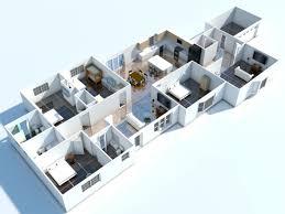 House Plan Maker Interior 3d Floor Plan Visuals Images Floor Plan Software Playuna