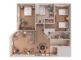 Mandalay Bay Floor Plan by Mandalay Beach Hotel Rooms Embassy Suites By Hilton