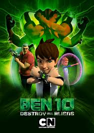 Ben 10: La Destruccion De Los Aliens (TV)