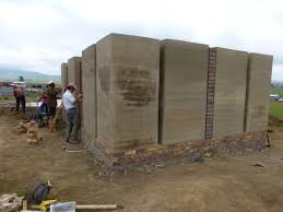 South African House Building Plans Rammed Earth Co Housing In South Africa Gfe Structures