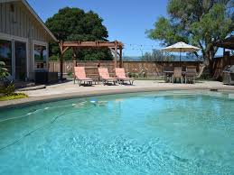 beautiful wine country retreat w new pool vrbo