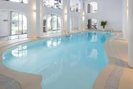 In Door Pool by Luxury Resort In Ibiza Hacienda Na Xamena Ibiza