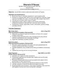 Qualifications Summary Resume Example by Resume Skills For Sales Associate Resume For Your Job Application