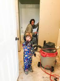 mission demolition diy bathroom project continued the