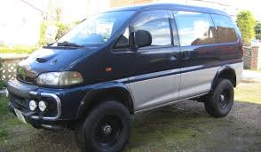 lexus v8 pajero conversion this v8 engined mitsubishi delica is strangely hard to resist