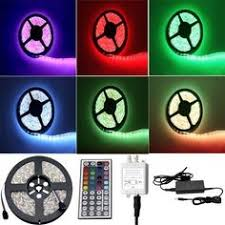 amazon power supply black friday amazon 16 foot rgb led strip with remote and power supply