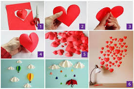 How To Decorate Walls by 40 Ways To Decorate Your Home With Paper Crafts