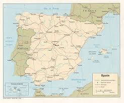 Map Of France And Spain by Madrid Maps Interactive Tourist Map Metro Map Trains And More