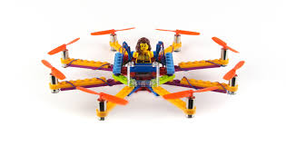 build your own lego drone with these affordable kits
